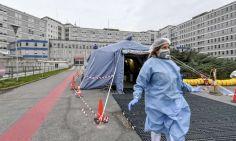 იტალიის საავადმყოფოებში ადგილებისა და ექიმების დეფიციტია