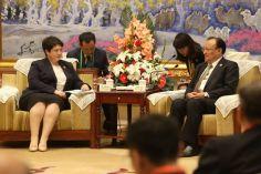 ვიცე-პრემიერი: დღეს უკვე აშკარად ჩანს, რომ ჩინეთის აწმყო და მომავალი მის ისტორიაზე არანაკლებ შთამბეჭდავია