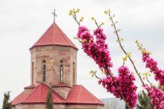 საქართველოში, დღეს ღვთისმშობლისადმი წილხვდომილობის და ამავდროულად, ანდრია პირველწოდებულის ხსენების დღე აღინიშნება