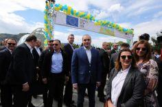 """საქართველოში """"ევროპის დღეები"""" 2019 გაიხსნა"""