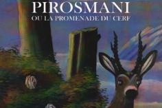 ფიროსმანის შემოქმედებაზე ფრანგულად წიგნი გამოიცა